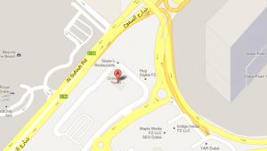 Dubai-Office-Map